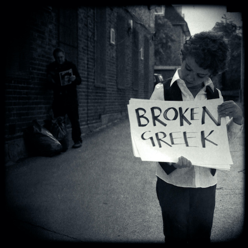 Broken Greek 2
